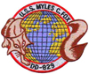USS Myles C. Fox Association