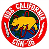 USS California DLGN/CGN-36 Association