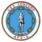 USS Concord (AFS-5) Veterans Association